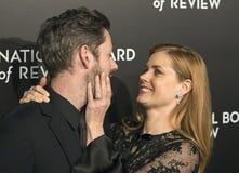 Αποτελέσματα της Amy Adams στα βραβεία ταινιών NBR Στοκ Εικόνα