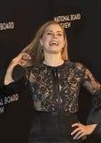 Αποτελέσματα της Amy Adams στα βραβεία ταινιών NBR Στοκ Φωτογραφία