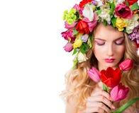 Αποτελέστε και θηλυκότητα Στοκ Εικόνες