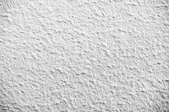 Αποτυπωμένος σε ανάγλυφο άσπρος τοίχος πετρών Στοκ Εικόνες