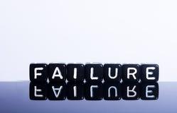 αποτυχία Στοκ Εικόνες