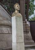 Αποτυχία Monsieur Gustave Eiffel στο Παρίσι Στοκ εικόνα με δικαίωμα ελεύθερης χρήσης