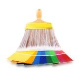 αποφάσεις χρώματος Στοκ εικόνα με δικαίωμα ελεύθερης χρήσης