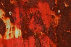αποφλοίωση χρωμάτων Στοκ φωτογραφίες με δικαίωμα ελεύθερης χρήσης