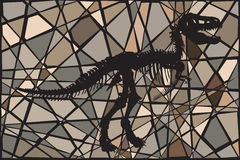Απολίθωμα δεινοσαύρων απεικόνιση αποθεμάτων