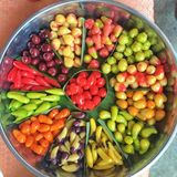Απολαυστικά μίμησης φρούτα Στοκ Φωτογραφία