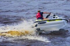 Αποδόσεις, Watercraft, Tyumen Στοκ φωτογραφίες με δικαίωμα ελεύθερης χρήσης