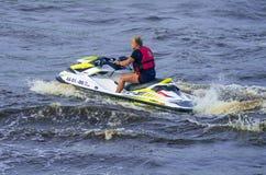 Αποδόσεις, Watercraft, Tyumen Στοκ εικόνα με δικαίωμα ελεύθερης χρήσης