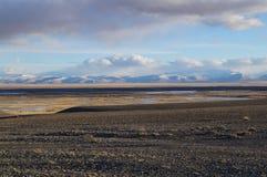 Απρίλιος σε Altai  Στοκ Εικόνες
