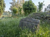 21 Απριλίου 2018 μέσω Appia, ο τρόπος Appian από Porta Appia, Στοκ φωτογραφίες με δικαίωμα ελεύθερης χρήσης