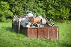 απόβλητα εμπορευματοκ&iota Στοκ φωτογραφίες με δικαίωμα ελεύθερης χρήσης