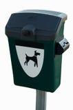 απόβλητα σκυλιών Στοκ Φωτογραφίες