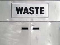 απόβλητα στοκ εικόνες με δικαίωμα ελεύθερης χρήσης