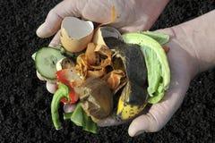 Απόβλητα κουζινών Στοκ εικόνες με δικαίωμα ελεύθερης χρήσης