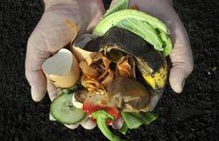 Απόβλητα κουζινών Στοκ φωτογραφίες με δικαίωμα ελεύθερης χρήσης