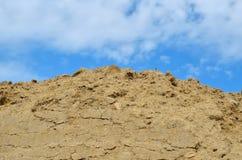 Απόθεμα της άμμου στοκ φωτογραφία