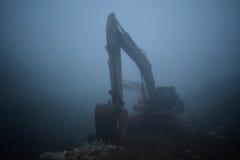 Απόκοσμη υδρονέφωση Στοκ Φωτογραφίες