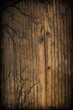 απόκοσμος ξύλινος ανασκ στοκ εικόνες