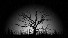 Απόκοσμο δέντρο   Μονοχρωματικός απεικόνιση αποθεμάτων