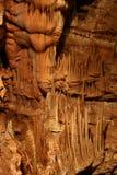 Απόκρυφα σπήλαια - σταλακτίτες και σταλαγμίτες - 2 στοκ φωτογραφία με δικαίωμα ελεύθερης χρήσης