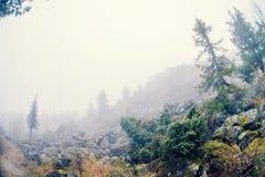 απόκρυφη κοιλάδα Στοκ εικόνα με δικαίωμα ελεύθερης χρήσης