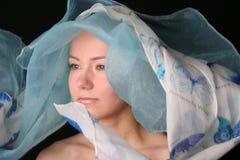 απόκρυφο πορτρέτο Στοκ εικόνες με δικαίωμα ελεύθερης χρήσης