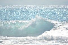 Απόλαυση της παραλίας Στοκ Εικόνα