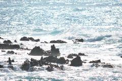 Απόλαυση της παραλίας Στοκ εικόνα με δικαίωμα ελεύθερης χρήσης