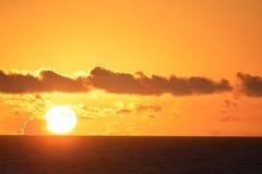 Απόλαυση της παραλίας Στοκ φωτογραφία με δικαίωμα ελεύθερης χρήσης