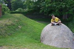 απόλαυση του πάρκου Στοκ φωτογραφία με δικαίωμα ελεύθερης χρήσης
