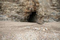 απόμακρη πιθανότητα έκθεσης εισόδων σπηλιών στοκ εικόνες με δικαίωμα ελεύθερης χρήσης