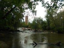 Απόμακρος πύργος στοκ εικόνες