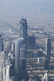 Απόμακρο Al Άραβας Burj στοκ φωτογραφία