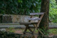 Απόμερη καρέκλα Στοκ εικόνες με δικαίωμα ελεύθερης χρήσης