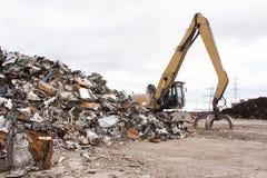 Απόρριμα για την ανακύκλωση Στοκ Εικόνες