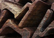 απόρριμα μετάλλων Στοκ εικόνα με δικαίωμα ελεύθερης χρήσης