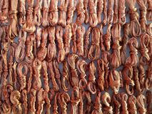 Απόρριμα χαλκού, millberry Στοκ Εικόνες