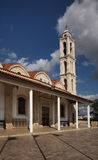 Απόστολος Loucas, εκκλησία σε Kolossi κοντά στη Λεμεσό Κύπρος στοκ εικόνες