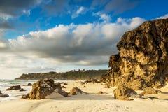 Απότομοι βράχοι ανατολής Στοκ Εικόνες