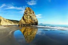 Απότομοι βράχοι θάλασσας, ακρωτήριο, Pacific Coast Όρεγκον Στοκ φωτογραφίες με δικαίωμα ελεύθερης χρήσης