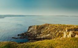 Απότομοι βράχοι στην Ιρλανδία Στοκ εικόνα με δικαίωμα ελεύθερης χρήσης