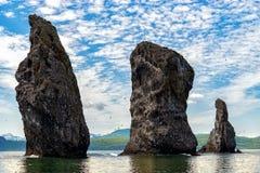 Απότομοι βράχοι τρεις αδελφοί στοκ φωτογραφίες με δικαίωμα ελεύθερης χρήσης