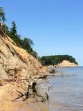 Απότομοι βράχοι Calvert Στοκ εικόνες με δικαίωμα ελεύθερης χρήσης