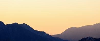 Απότομος βράχος ηλιοβασιλέματος Στοκ φωτογραφία με δικαίωμα ελεύθερης χρήσης