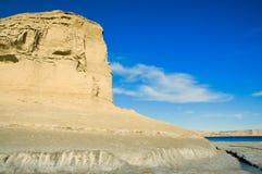 απότομος βράχος Παταγωνία Στοκ φωτογραφία με δικαίωμα ελεύθερης χρήσης