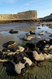 απότομος βράχος Παταγωνί&alph Στοκ φωτογραφίες με δικαίωμα ελεύθερης χρήσης