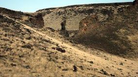 Απότομος βράχος πυλών πύργων στοκ εικόνα με δικαίωμα ελεύθερης χρήσης