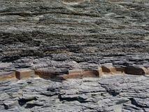 Απότομος βράχος σχιστόλιθου Στοκ εικόνες με δικαίωμα ελεύθερης χρήσης