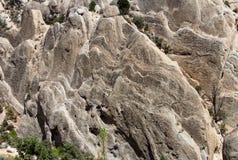 Απότομος βράχος ψαμμίτη Punchbowl του διαβόλου Στοκ Φωτογραφία