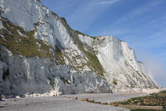 Απότομος βράχος δύο Στοκ Εικόνα
